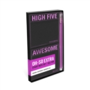 Knock Knock High Five / Awesome Sticky Note Set + Gel Pen - Book