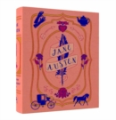 Literary Stationery Sets: Jane Austen - Book