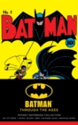 DC Comics: Batman Through the Ages Pocket Notebook Collection. Set of 3 - Book