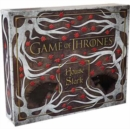 Game of Thrones : House Stark: Desktop Stationery Set (With Pen) - Book