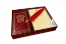 Harry Potter: Gryffindor : Desktop Stationery Set (With Pen) - Book