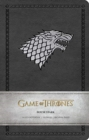 Game of Thrones: House Stark Ruled Notebook - Book