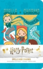 Harry Potter: Spells and Charms Ruled Pocket Journal - Book