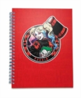 DC Comics: Harley Quinn Spiral Notebook - Book