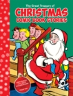The Great Treasury Of Christmas Comic Book Stories - Book