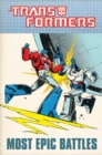 Transformers: Most Epic Battles - Book