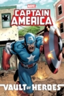 Marvel Vault of Heroes: Captain America - Book