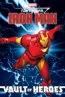 Marvel Vault of Heroes: Iron Man - Book