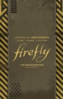 Firefly: The Unification War Deluxe Edition - Book