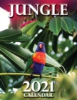 Jungle 2021 Calendar - Book
