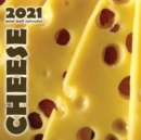 Cheese 2021 Mini Wall Calendar - Book