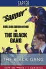 The Black Gang (Esprios Classics) - Book