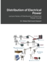 Distribution of Electrical Power - Book