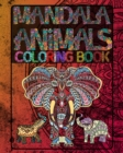Mandala Animals Coloring book - Book