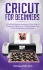 Cricut for Beginners - Book