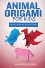 Animal Origami for Kids - Book