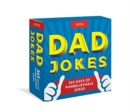 2021 Dad Jokes Boxed Calendar : 365 Days of Punbelievable Jokes - Book