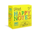 2021 Instant Happy Notes Boxed Calendar : 365 Reminders to Smile and Shine! - Book