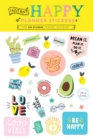 Instant Happy Planner Stickers : Over 450 stickers to boost your bliss! - Book