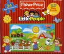 Fisher Price Little People : On the Farm - Book