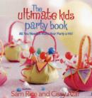 Ultimate Party Book for Kids - Book