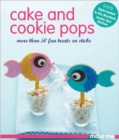 Cake & Cookie Pops - Book