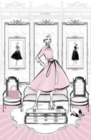 Fashion House 4 Mini Notebooks - Book