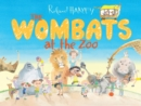 The Wombats at the Zoo - Book