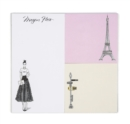 Chic: A Fashion Odyssey - Megan Hess Memo Pad - Book