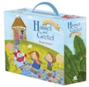 Hansel & Gretel Floor Puzzle - Book