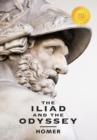 The Iliad and the Odyssey (2 Books in 1) (1000 Copy Limited Edition) - Book