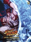 Street Fighter Unlimited Volume 1: The New Journey - Book