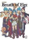 Breath of Fire: Official Complete Works Hardcover - Book