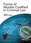 Forms of Murder Codified in Criminal Law - Book