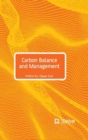 Carbon Balance and Management - Book