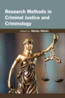 Research Methods in Criminal Justice and Criminology - Book