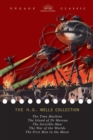 The H. G. Wells Collection: 5 Novels (The Time Machine, The Island of Dr. Moreau, The Invisible Man, The War of the Worlds, and The First Men in the Moon) - eBook