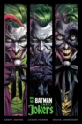 Batman: Three Jokers - Book