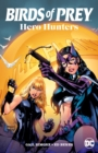 Birds of Prey: Blood and Circuits - Book