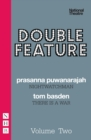 Double Feature: Two (NHB Modern Plays) - eBook