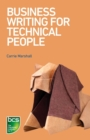 Business Writing for Technical People - Book