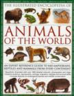 Illustrated Encyclopedia of Animals of the World - Book