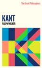 The Great Philosophers:Kant : Kant - eBook