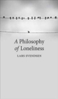 A Philosophy of Loneliness - Book