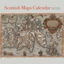 Scottish Maps Calendar 2021 - Book