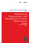 Performance Measurement and Management Control : Global Issues - Book