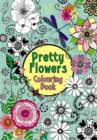 Pretty Flowers Colouring Book - Book