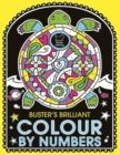 Buster's Brilliant Colour By Numbers - Book