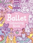 The Ballet Colouring Book - Book