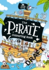 The Pirate Colouring Book - Book